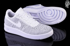 purchase cheap fb7c3 9104b NIKE AIR FORCE 1 ULTRA FLYKNIT LOW COOL GREY