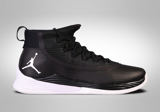 NIKE AIR JORDAN ULTRA.FLY 2 BLACK&WHITE JIMMY BUTLER