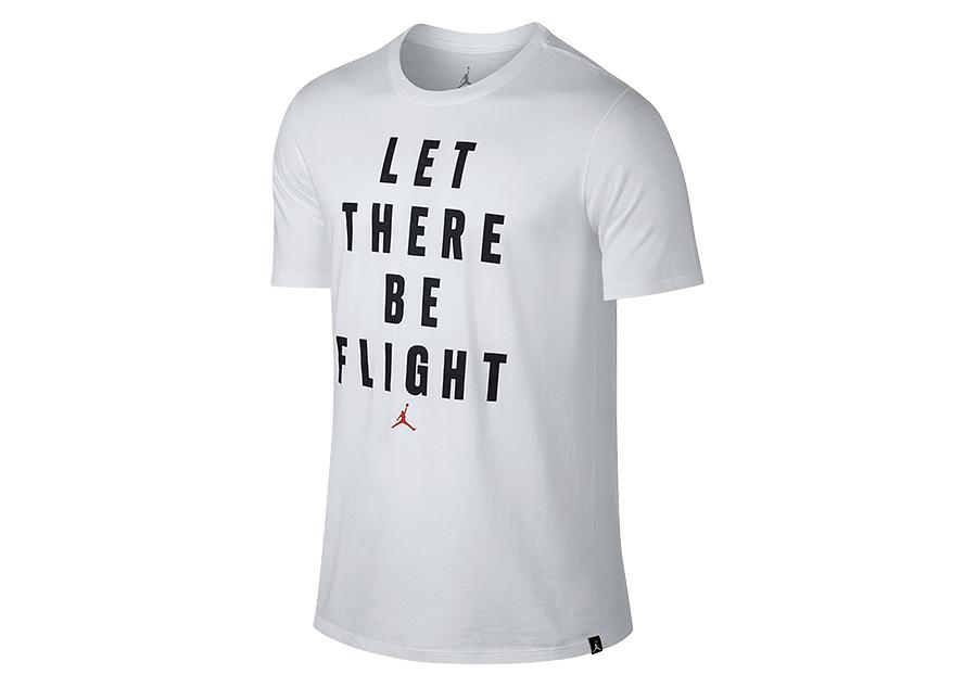 b8c2f0ee6d0 NIKE AIR JORDAN SPORTSWEAR FLIGHT TEE WHITE price €27.50 | Basketzone.net
