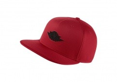 NIKE AIR JORDAN WINGS STRAPBACK GYM RED