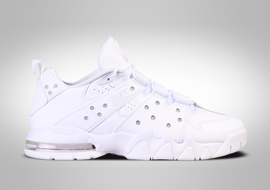 innovative design 699b2 7b775 NIKE AIR MAX2 CB '94 LOW TRIPLE WHITE price €117.50 | Basketzone.net