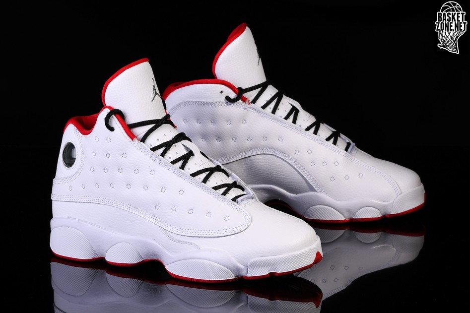 NIKE AIR JORDAN 13 RETRO HISTORY OF FLIGHT GS