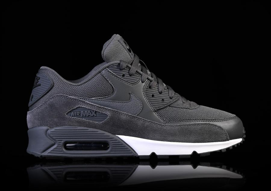 air max 90 dark grey