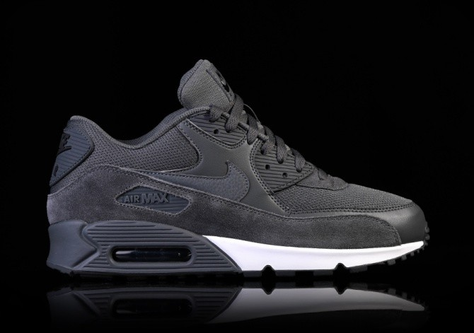 NIKE AIR MAX 90 ESSENTIAL DARK GREY