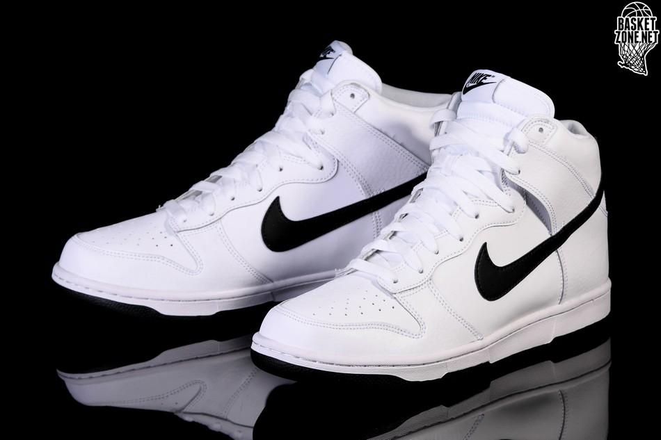 new styles 48050 89eb4 ... cheap nike dunk high white black 43919 2cbd6