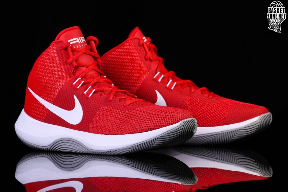 Neueste Online AIR PRECISION II - Basketballschuh - university red/black/white Kaufen Sie Günstig Online Preis Das Beste Geschäft Zu Bekommen lMy2IVsYgv