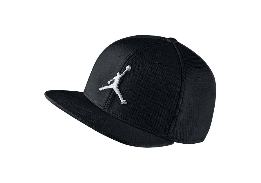 Nike Jordan Jumpman Snapback Cap In Black 861452-013 - Black Nike Ye4CBJPJ