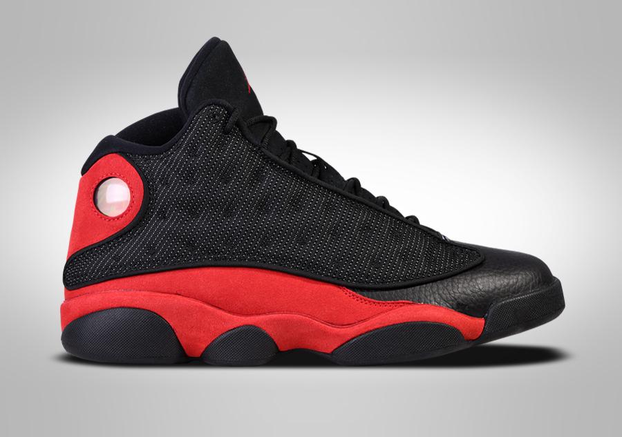 Nike Air Jordan 13 Retro Bred Price 182 50 Basketzone Net