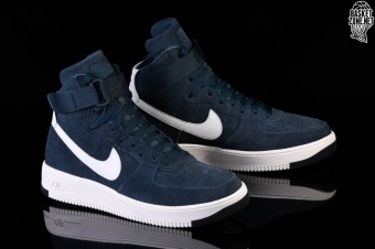 d708822be NIKE AIR FORCE 1 ULTRAFORCE HIGH ARMORY NAVY price €105.00 ...
