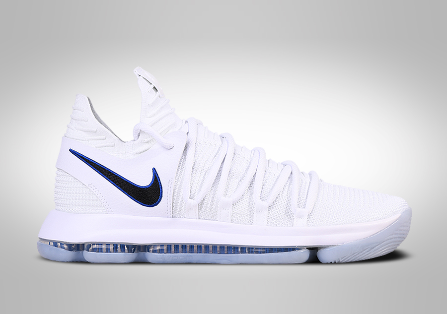 820145d3859 NIKE ZOOM KD 10 WHITE price €127.50
