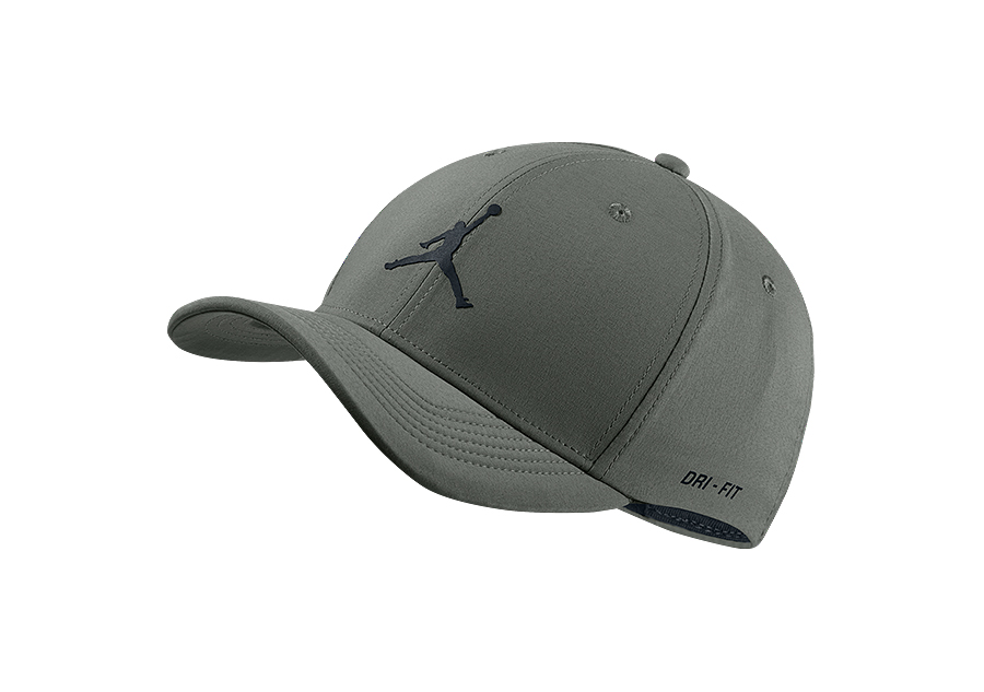 c25c30717aa NIKE AIR JORDAN JUMPMAN CLASSIC99 WOVEN HAT RIVER ROCK price €25.00 ...