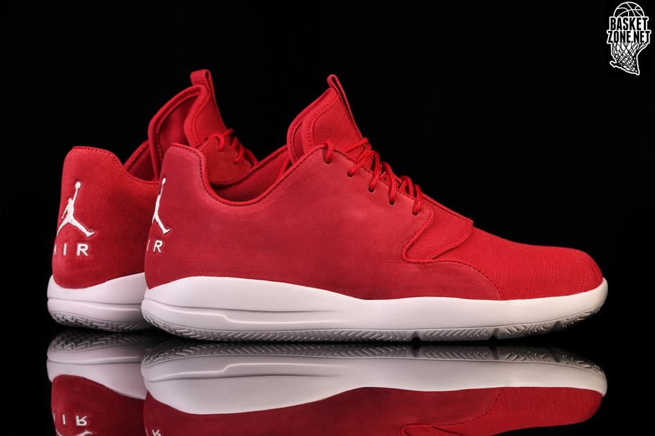 jordan eclipse leather red