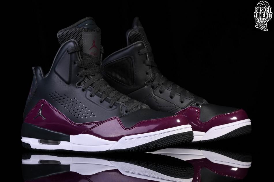 timeless design 162e6 c8d2e nike air jordan sc 3 black purple