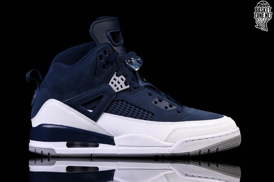reputable site c8631 79245 ... italy nike air jordan spizike white midnight navy 49198 0b2a9