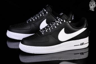 nike air force 1 '07 lv8 nba black