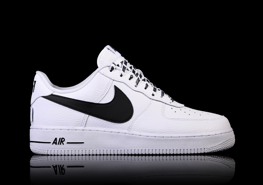 nike air force 07 nba white jersey