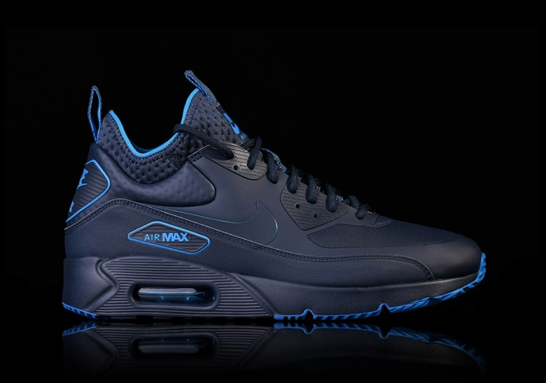 best service 2a379 39237 NIKE AIR MAX 90 ULTRA MID WINTER SE OBSIDIAN