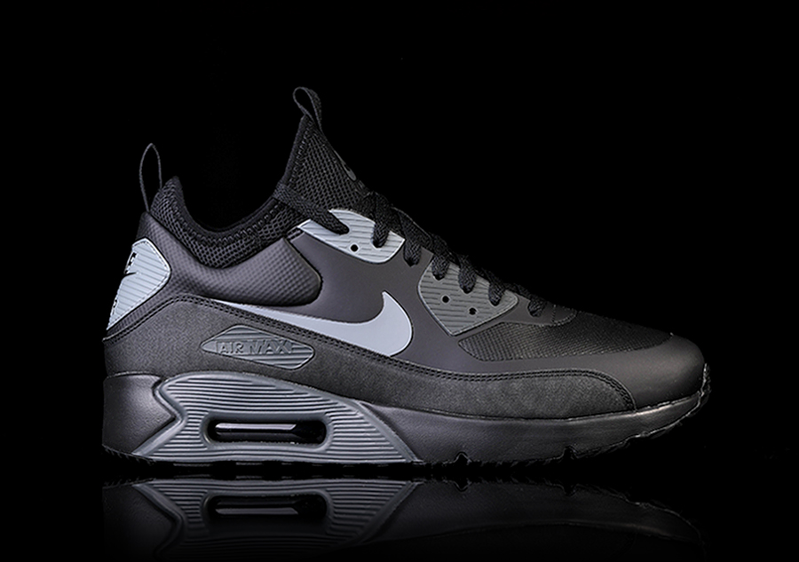 2c70be02453650 NIKE AIR MAX 90 ULTRA MID WINTER BLACK price €135.00