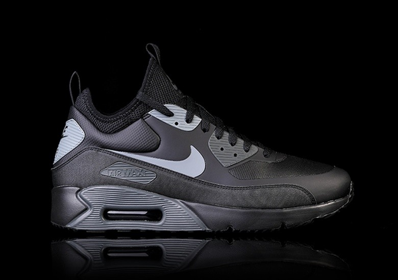 best website f1b91 f7fa9 NIKE AIR MAX 90 ULTRA MID WINTER BLACK