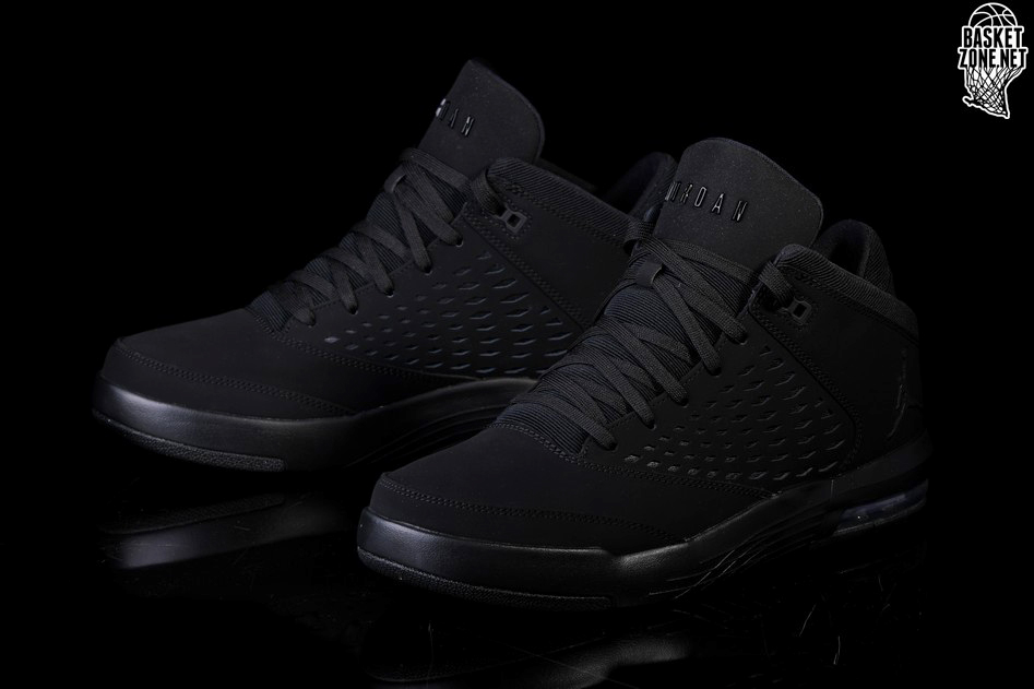 buy online 9d0ac ad487 NIKE AIR JORDAN FLIGHT ORIGIN 4 BLACK