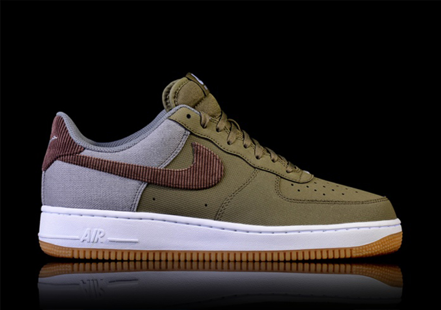 NIKE AIR FORCE 1 HIGH '07 LV8 SUEDE GREEN price ?92.50