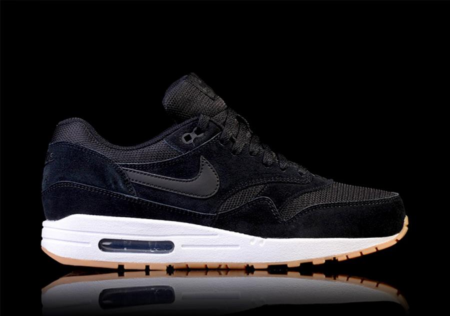 air max 1 essential black