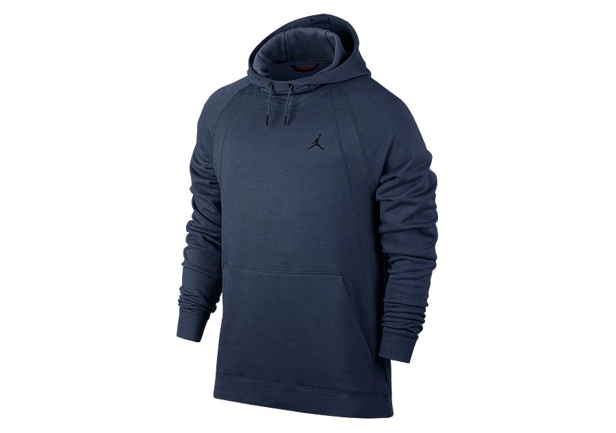 nike air jordan sportswear wings fleece pullover hoodie. Black Bedroom Furniture Sets. Home Design Ideas