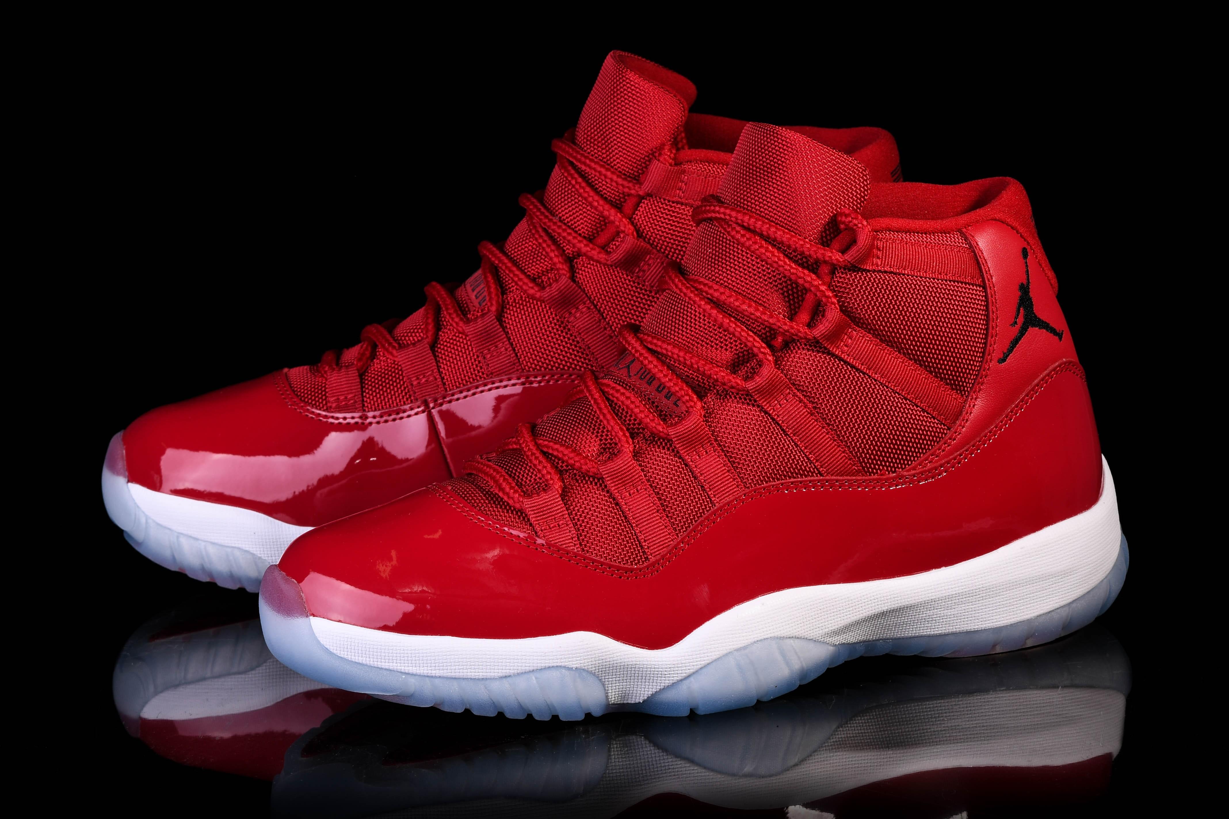 Nike Air Jordan 11 Retro Win Like 96 Size 16