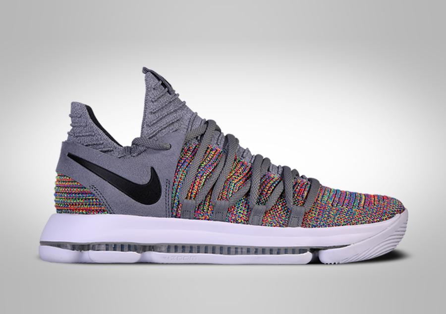 Nike Zoom Kd: NIKE ZOOM KD 10 MUTLICOLOR Price €145.00
