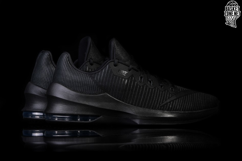 NIKE AIR MAX INFURIATE 2 LOW BLACKOUT price €72.50