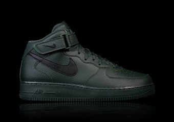 NIKE AIR FORCE 1 MID '07 TEAM RED pour €87,50 |