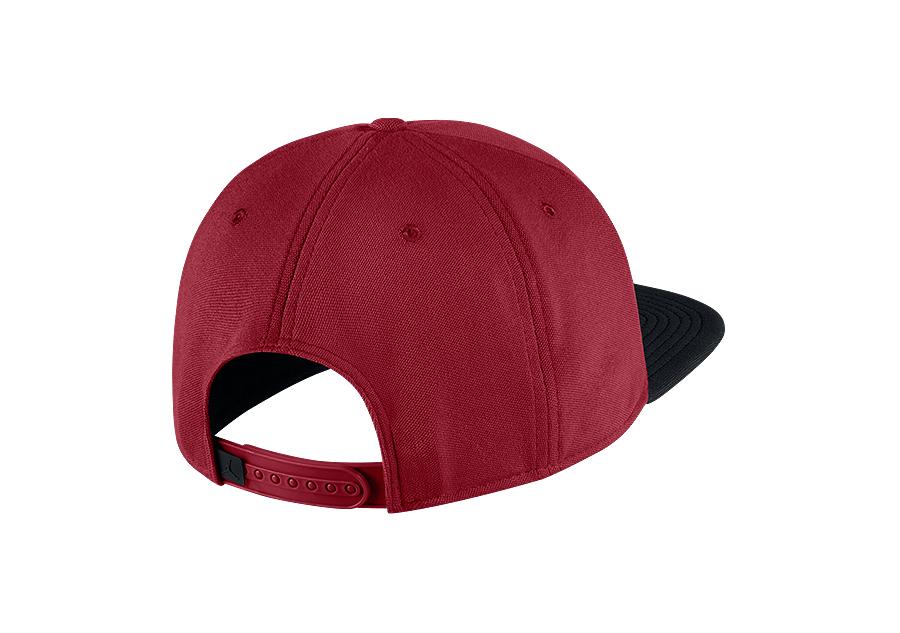 227c6aad9bc NIKE AIR JORDAN JUMPMAN SNAPBACK HAT GYM RED BLACK price 202.50HK ...