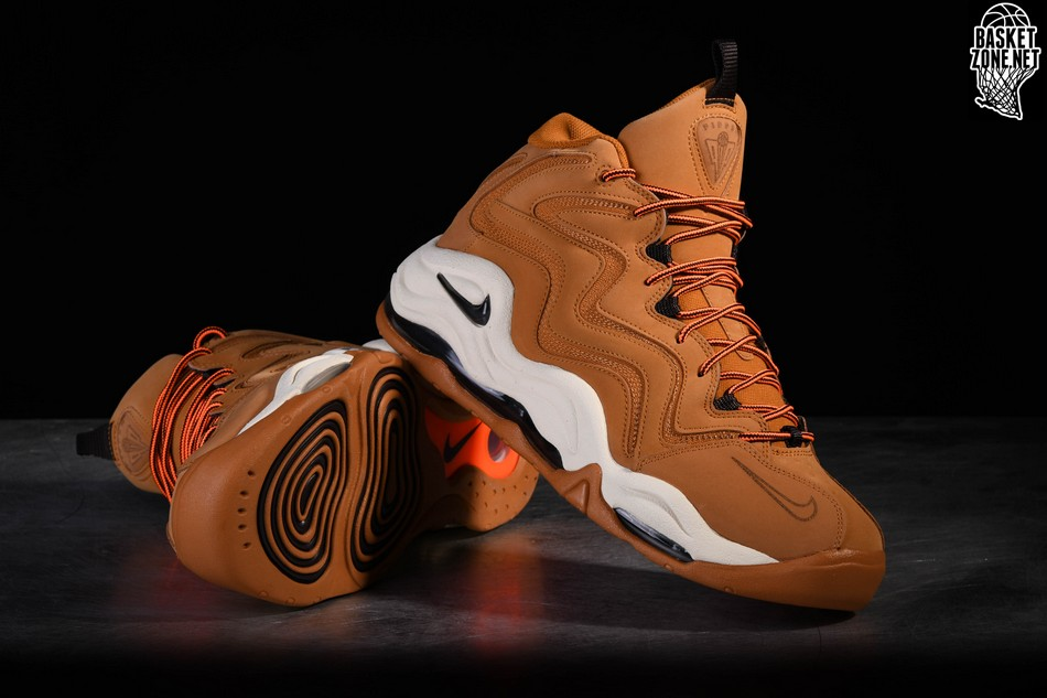 nike air pippen 6 marrone