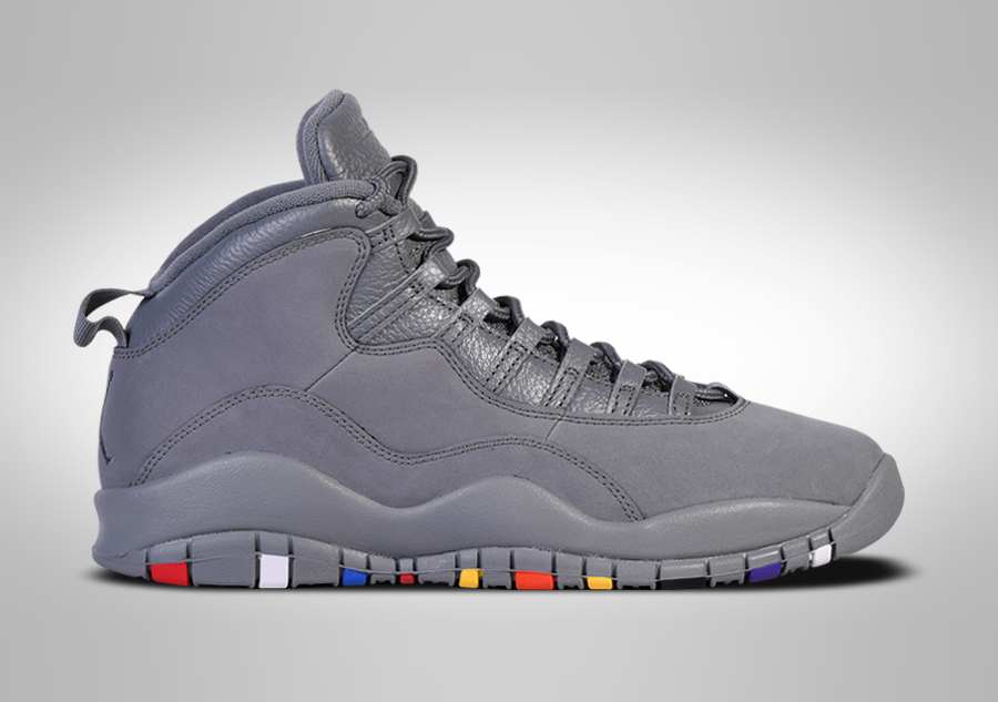 official photos 8302b 6bbe3 ... NIKE AIR JORDAN 10 RETRO COOL GREY price €165.00 Basketzone . ...