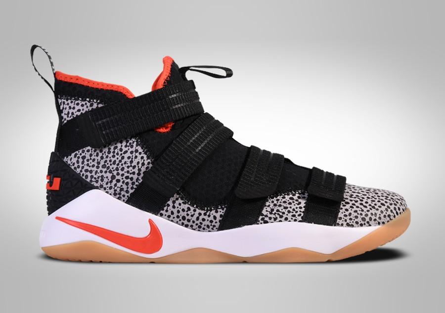 Nike LeBron Soldier 11 NIKE LEBRON SOLDIER 11 SFG SAFARI price €122.50 | Basketzone.net