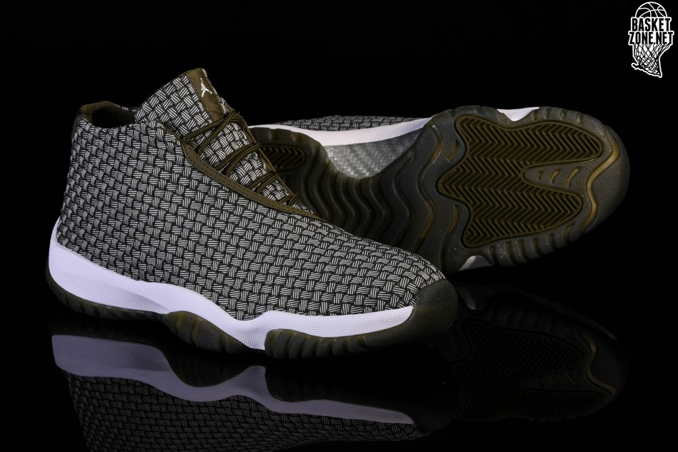 competitive price 3e3bc e9d4c ... reduced nike air jordan future olive f214c d32b7