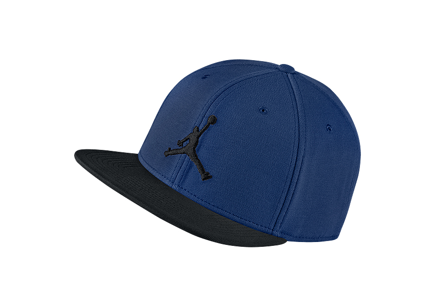 8d24402f77bd NIKE AIR JORDAN JUMPMAN SNAPBACK HAT DEEP ROYAL BLUE price €25.00 ...