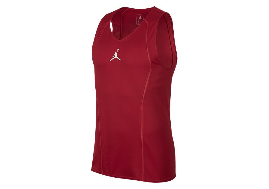 6f6851a94ba NIKE AIR JORDAN BREATHE ULTIMATE FLIGHT JERSEY GYM RED price €57.50 |  Basketzone.net