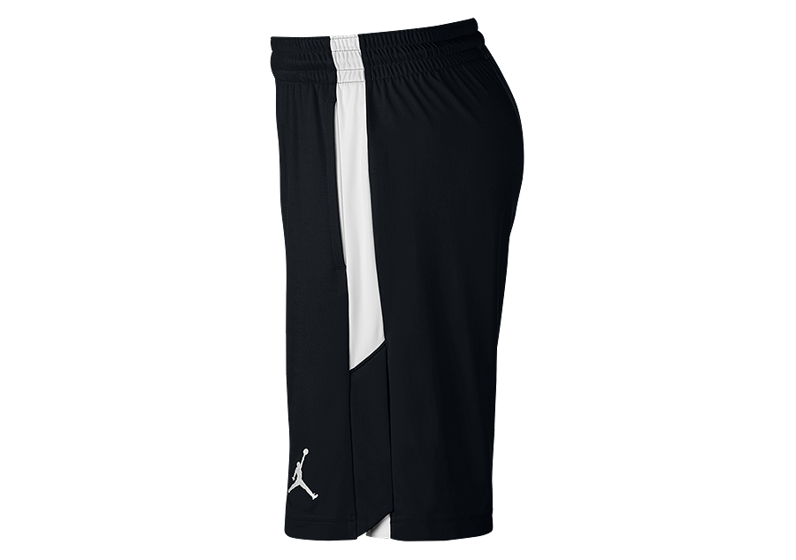 b54720abee5 NIKE AIR JORDAN DRI-FIT 23 ALPHA TRAINING KNIT SHORTS BLACK. 905782-013