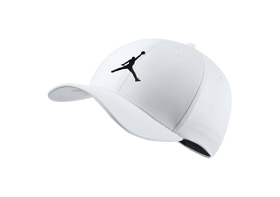 72349376a61644 NIKE AIR JORDAN JUMPMAN CLASSICC99 WOVEN HAT WHITE price €25.00 ...
