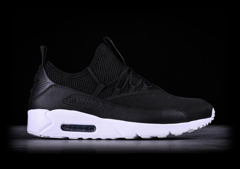 nike air max 90 ez black black white