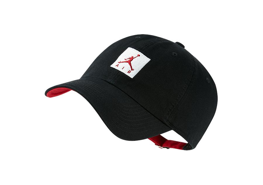 8012182db5fef NIKE AIR JORDAN HERITAGE86 JUMPMAN AIR HAT BLACK price €27.50 ...