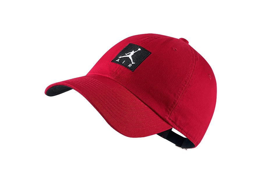 6856ec45088fb NIKE AIR JORDAN HERITAGE86 JUMPMAN AIR HAT GYM RED price €27.50 ...