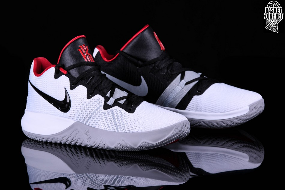 NIKE KYRIE FLYTRAP WHITE BLACK UNIVERSITY RED price €82.50 ... 262ad9490d10