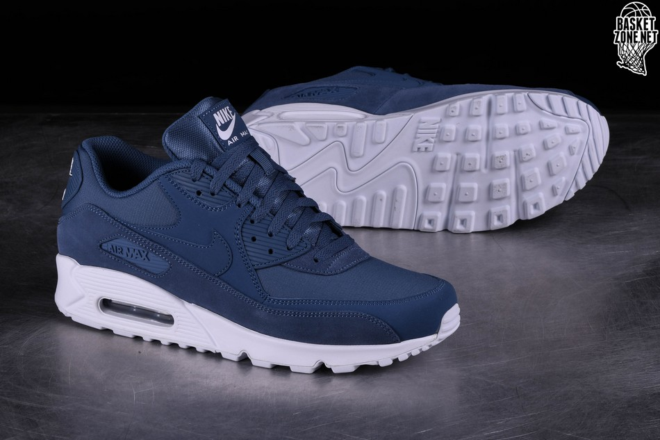 finest selection 6a9a9 14dcf NIKE AIR MAX 90 ESSENTIAL DIFFUSED BLUE