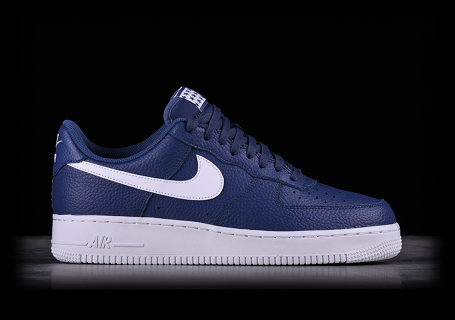 quality design 4658e 8c066 NIKE AIR FORCE 1  07 BLUE RECALL price €87.50   Basketzone.net