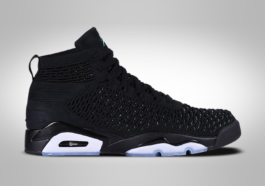db51fb6172602b NIKE AIR JORDAN FLYKNIT ELEVATION 23 BLACK SILVER BG price €112.50 ...