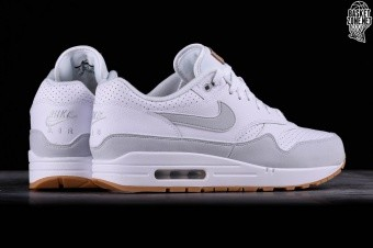 separation shoes 671ec d8e62 NIKE AIR MAX 1 WHITE GUM