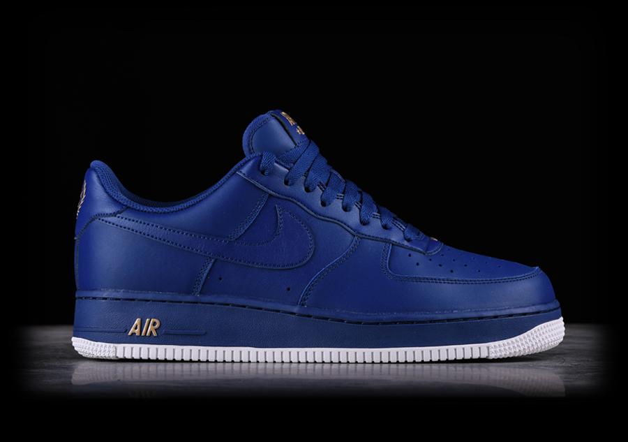 Nike Air Force 1 07 Deep Royal Blue Price 85 00
