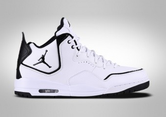 wholesale dealer ab526 d318e BASKETBALL SHOES. NIKE AIR JORDAN COURTSIDE 23 WHITE BLACK